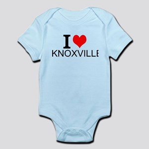 I Love Knoxville Body Suit
