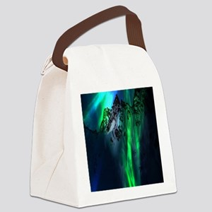 Song of the Mountains Canvas Lunch Bag