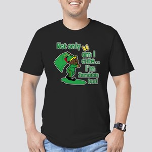 Not only am I cute I'm Zambian too! T-Shirt