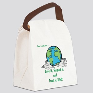 There is only one Canvas Lunch Bag