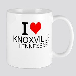 I Love Knoxville, Tennessee Mugs