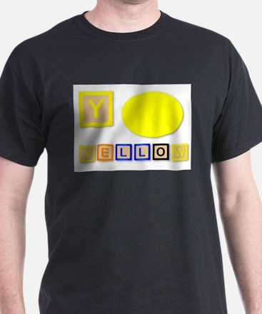 Y Is For Yellow T-Shirt