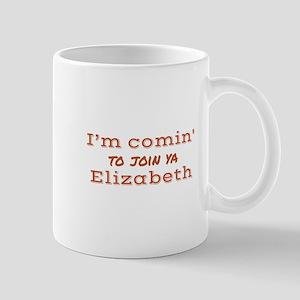 Elizabeth Mugs