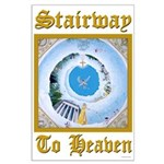 Stairway To Heaven Large Poster