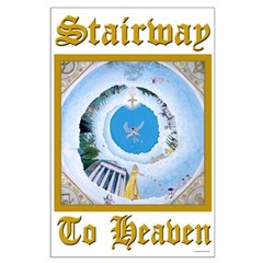 Stairway To Heaven Posters