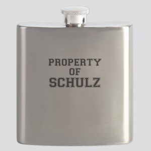Property of SCHULZ Flask