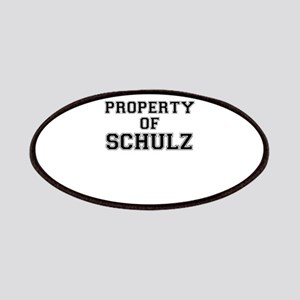 Property of SCHULZ Patch
