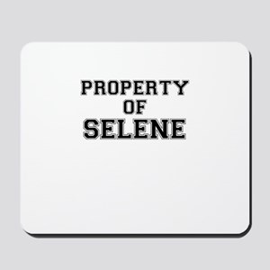 Property of SELENE Mousepad