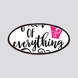 QUEEN of everything Patch