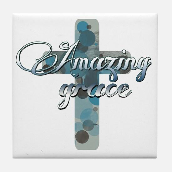 Cute Christ Tile Coaster