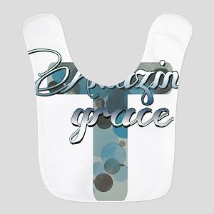 Amazing Grace Polyester Baby Bib