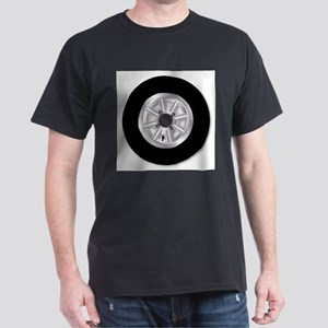 Fast Mini Car Wheel T-Shirt