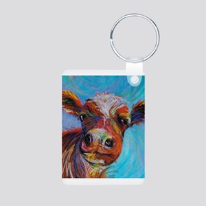 Bessie the Cow Keychains