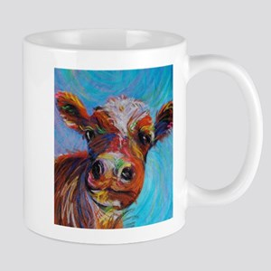 Bessie the Cow Mugs