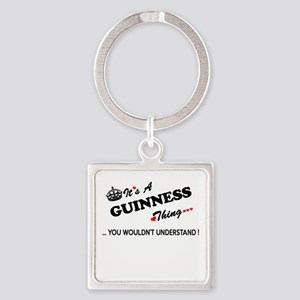 GUINNESS thing, you wouldn't understand Keychains