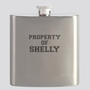 Property of SHELLY Flask
