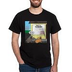 Taxidermist Models Wanted Sign Dark T-Shirt