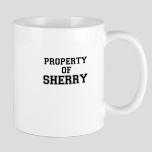 Property of SHERRY Mugs