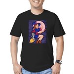 Witch, Cat and Ruby Moon T-Shirt