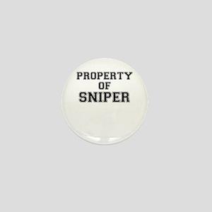 Property of SNIPER Mini Button