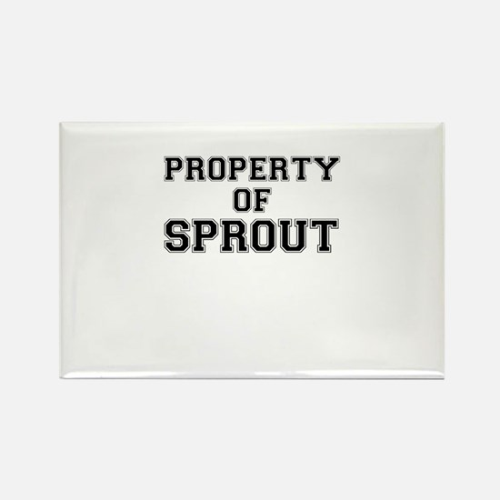 Property of SPROUT Magnets