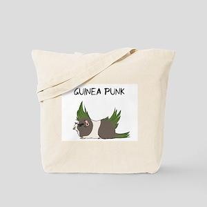 Guinea Punk Tote Bag