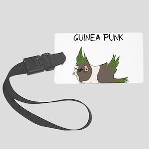 Guinea Punk Luggage Tag