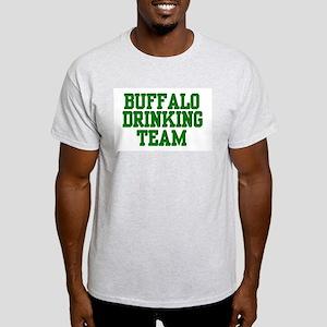 Buffalo Drinking Team Light T-Shirt