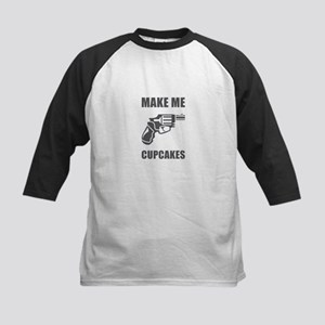 Make Me Cupcakes Baseball Jersey