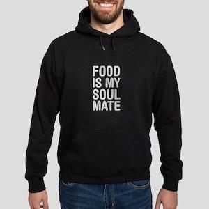 Food is my Soul Mate Hoodie (dark)