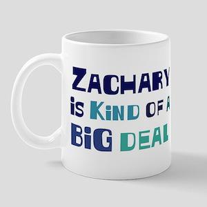 Zachary is a big deal Mug