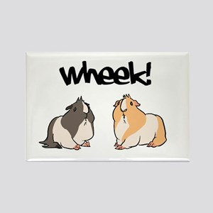 Wheek Guinea pigs Magnets