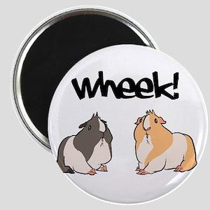 Wheek Guinea pigs Magnets