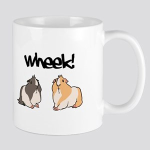 Wheek Guinea pigs Mugs