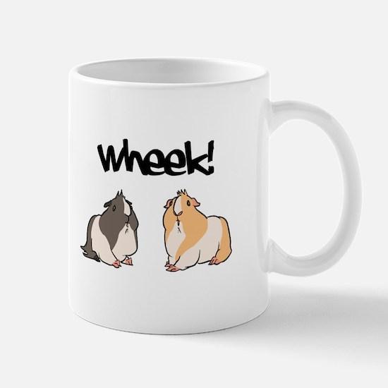 Wheek Guinea pigs Mugs