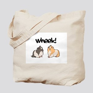 Wheek Guinea pigs Tote Bag