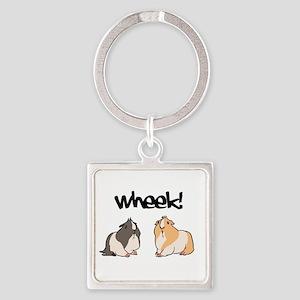 Wheek Guinea pigs Keychains