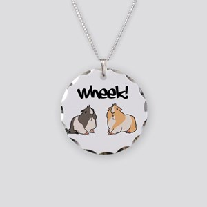 Wheek Guinea pigs Necklace