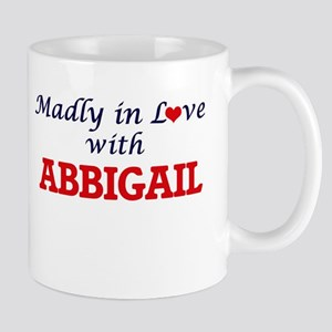 Madly in Love with Abbigail Mugs