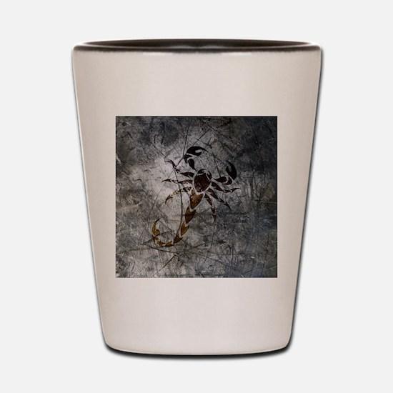 Cute Scorpion Shot Glass