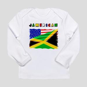 Jamerican Long Sleeve T-Shirt