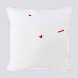 WINNIE thing, you wouldn't und Woven Throw Pillow