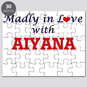 Madly in Love with Aiyana Puzzle