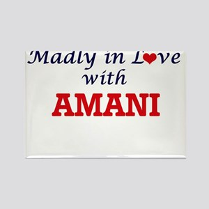 Madly in Love with Amani Magnets