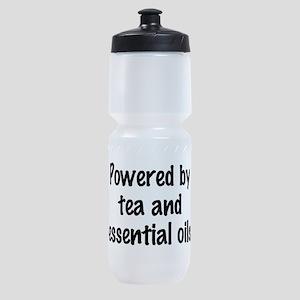 Powered by tea Sports Bottle