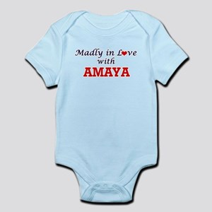 Madly in Love with Amaya Body Suit