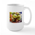 Rainy Day Apples Mugs