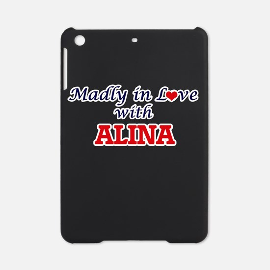 Madly in Love with Alina iPad Mini Case