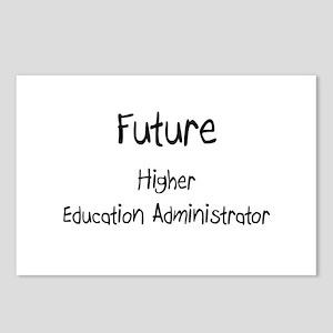 Future Higher Education Administrator Postcards (P