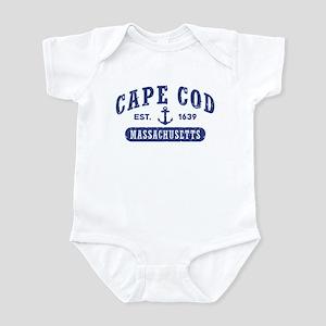 Cape Cod Est. 1639 Infant Bodysuit